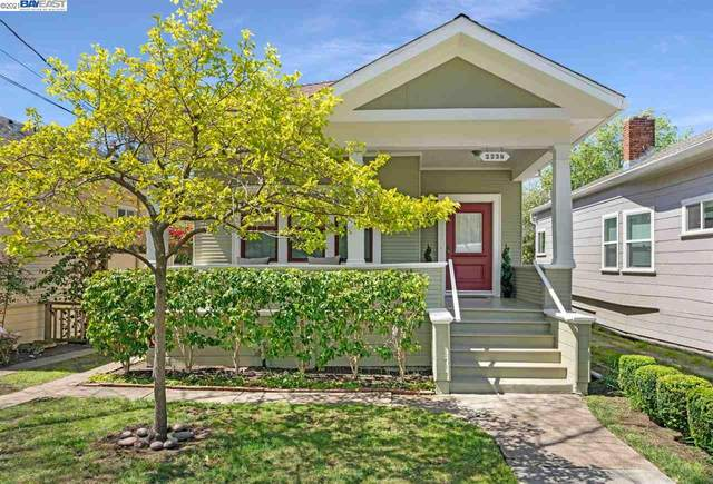2238 California St, Berkeley, CA 94703 (#40945378) :: Armario Homes Real Estate Team