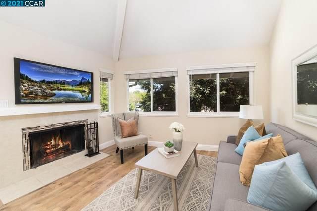 206 W Prospect Avenue B, Danville, CA 94526 (#40945397) :: The Lucas Group