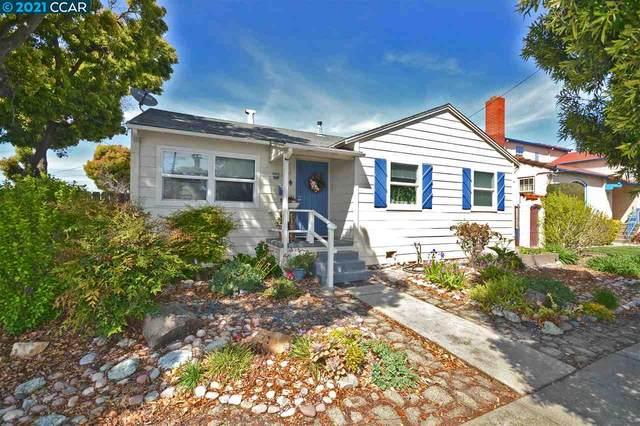 2601 Grant Ave, Richmond, CA 94804 (#40945409) :: The Lucas Group