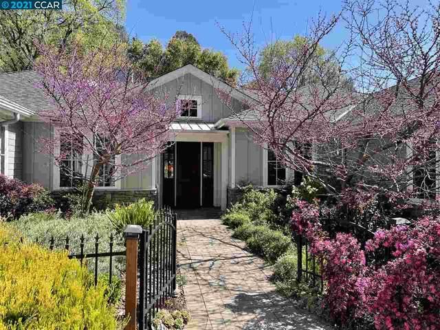 1148 Glen, Lafayette, CA 94549 (#40945442) :: Jimmy Castro Real Estate Group