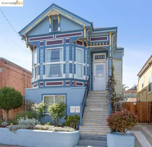 967 60Th St, Oakland, CA 94608 (#40945449) :: Armario Homes Real Estate Team