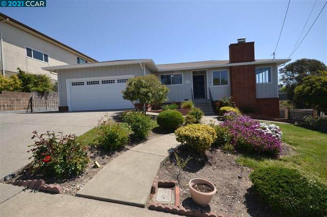 901 Hawthorne Dr, Rodeo, CA 94572 (#40945457) :: Realty World Property Network
