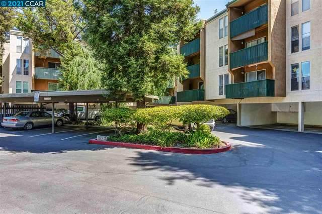 1246 Walker Ave #307, Walnut Creek, CA 94596 (#40945468) :: Realty World Property Network
