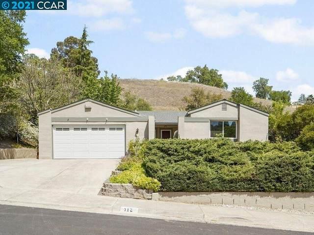 712 Sterling Dr, Martinez, CA 94553 (#40945469) :: Armario Homes Real Estate Team