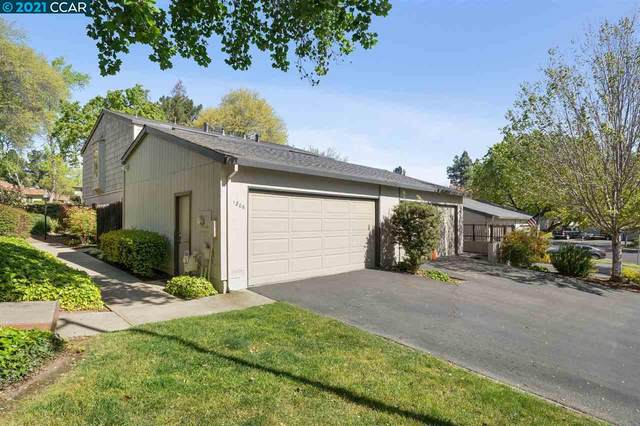 1806 Holland Dr, Walnut Creek, CA 94597 (#40945470) :: Realty World Property Network