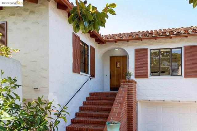 460 Vassar Ave, Berkeley, CA 94708 (#40945484) :: Armario Homes Real Estate Team