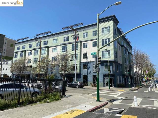 2407 Telegraph Avenue #305, Oakland, CA 94612 (#40945488) :: Armario Homes Real Estate Team