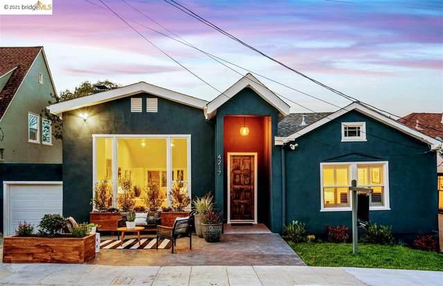 4217 Balfour Ave, Oakland, CA 94610 (#40945508) :: Armario Homes Real Estate Team