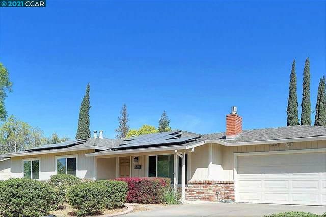 3381 El Monte Dr, Concord, CA 94519 (#40945512) :: Excel Fine Homes