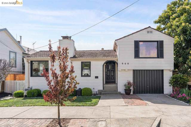 608 Stannage Ave, Albany, CA 94706 (MLS #40945566) :: 3 Step Realty Group