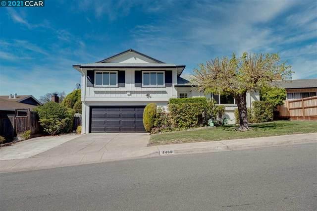 4460 Meadowbrook Dr, Richmond, CA 94803 (#40945571) :: Excel Fine Homes