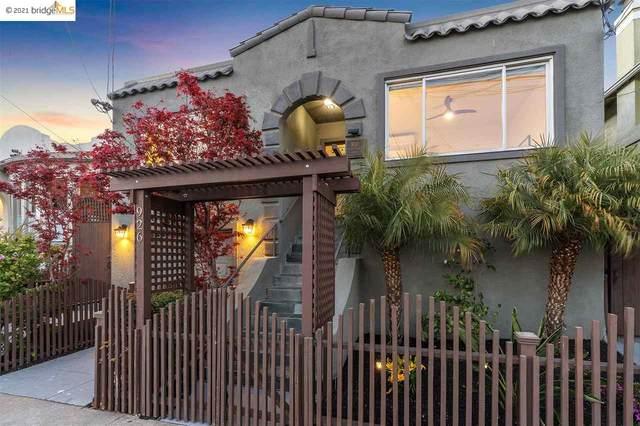 926 43Rd St, Oakland, CA 94608 (#40945588) :: Armario Homes Real Estate Team