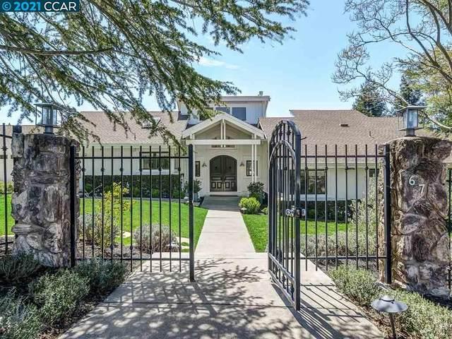 67 Tara Rd, Orinda, CA 94563 (#40945589) :: Armario Homes Real Estate Team