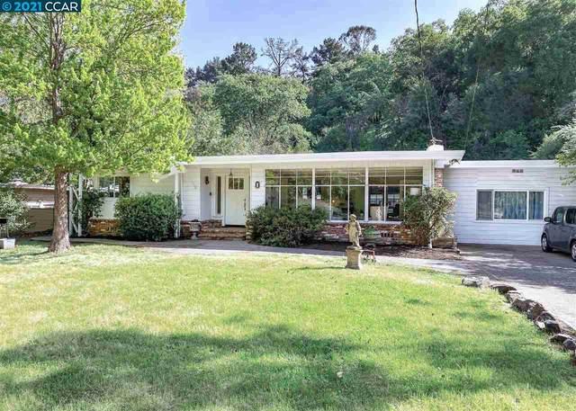 956 Janet Lane, Lafayette, CA 94549 (#40945616) :: Realty World Property Network