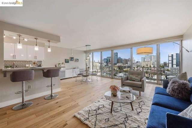 1555 Lakeside Drive #184, Oakland, CA 94612 (#40945623) :: Armario Homes Real Estate Team