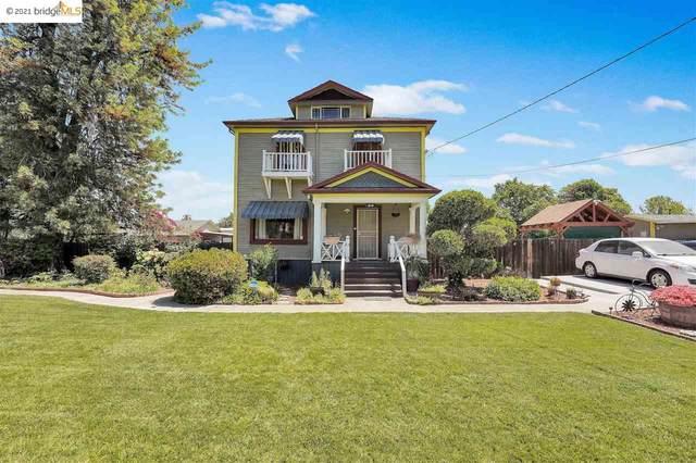 514 O'hara Ave, Oakley, CA 94561 (#40945630) :: Blue Line Property Group