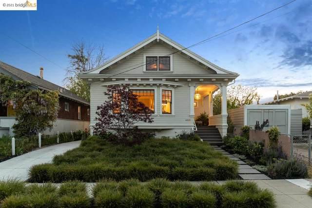 4025 Randolph Ave, Oakland, CA 94602 (MLS #40945674) :: 3 Step Realty Group