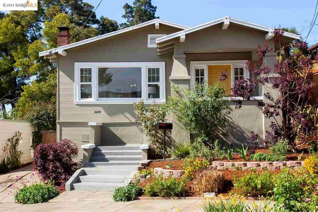 2459 E 23rd St, Oakland, CA 94601 (MLS #40945681) :: 3 Step Realty Group