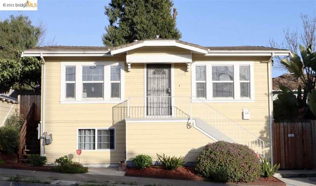 3208 Coolidge Ave, Oakland, CA 94602 (#40945698) :: Jimmy Castro Real Estate Group