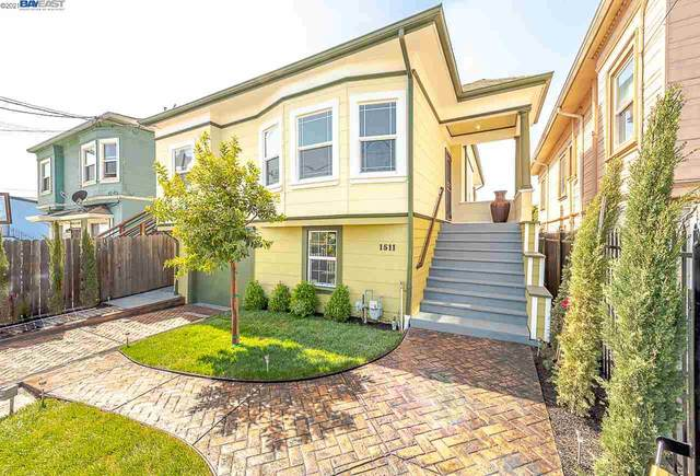 1511 19Th Ave, Oakland, CA 94606 (#40945731) :: Armario Homes Real Estate Team