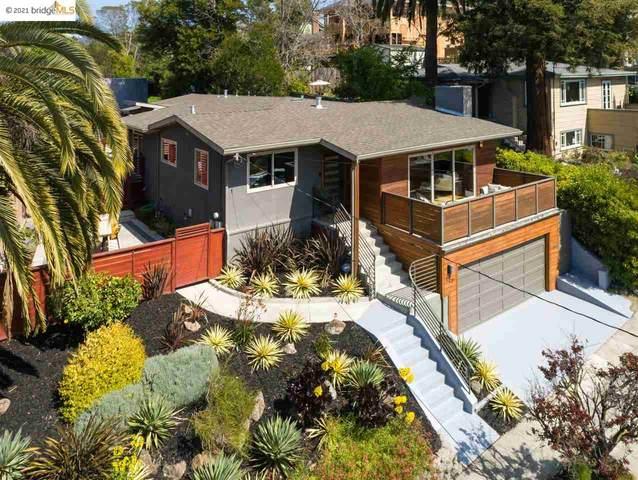 860 Paloma Ave., Oakland, CA 94610 (#40945752) :: Armario Homes Real Estate Team