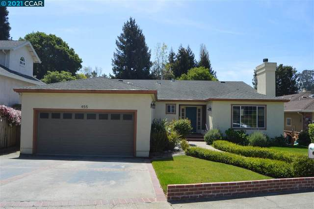 455 Mountain Blvd, Oakland, CA 94611 (MLS #40945755) :: 3 Step Realty Group