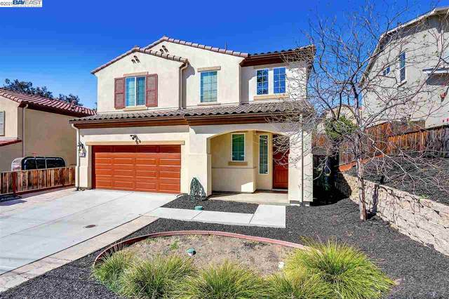 1131 Vine Ave, Martinez, CA 94553 (#40945771) :: Jimmy Castro Real Estate Group