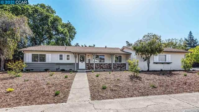 207 Los Felicas Ave, Walnut Creek, CA 94598 (#40945773) :: Realty World Property Network