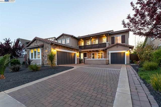 1258 Monterosso St, Danville, CA 94506 (#40945775) :: Realty World Property Network