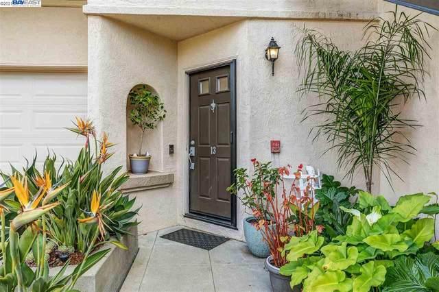 51 Eagle Lake Ct #13, San Ramon, CA 94582 (#40945803) :: Armario Homes Real Estate Team