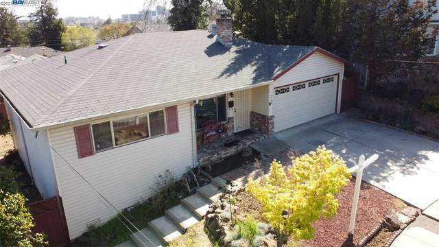 3705 Cottage Ct, Castro Valley, CA 94546 (MLS #40945825) :: 3 Step Realty Group