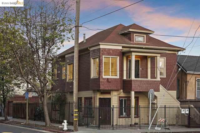 2542 Filbert St, Oakland, CA 94607 (#40945827) :: The Lucas Group