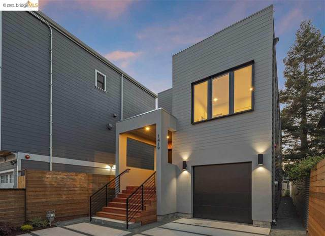 1419 Peralta St, Oakland, CA 94607 (#40945828) :: Armario Homes Real Estate Team