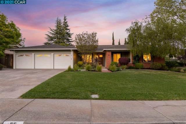55 Arenas Court, San Ramon, CA 94583 (#40945829) :: Excel Fine Homes