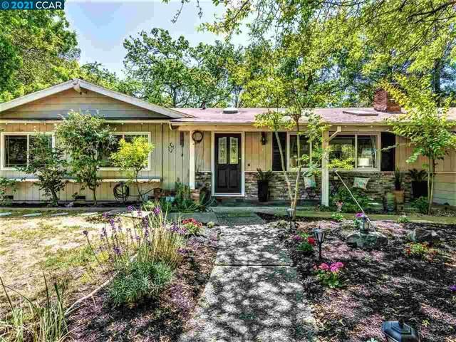 7 Kingston Place, Walnut Creek, CA 94597 (#40945850) :: Realty World Property Network