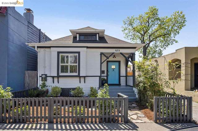 479 61St St, Oakland, CA 94609 (#40945865) :: Jimmy Castro Real Estate Group