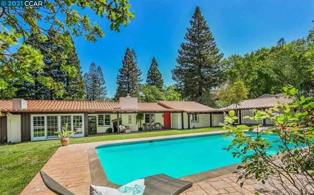 108 Castle Hill Ranch Rd, Walnut Creek, CA 94595 (#40945872) :: Realty World Property Network