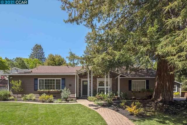 869 Revere Rd, Lafayette, CA 94549 (#40945886) :: The Venema Homes Team