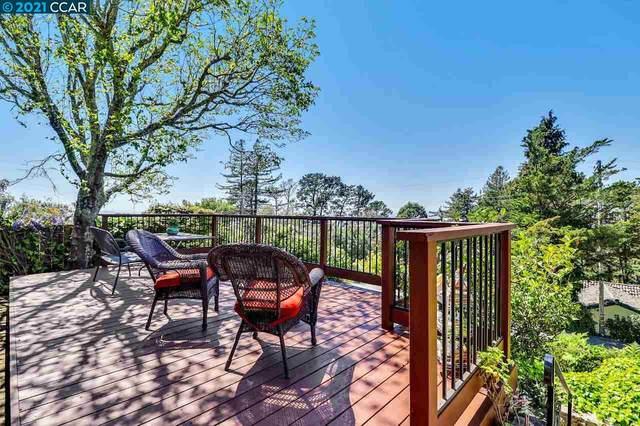 1465 Grizzly Peak Blvd, Berkeley, CA 94708 (#40945889) :: Blue Line Property Group