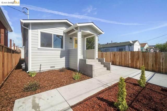1665 Church St, Oakland, CA 94621 (#40945892) :: Blue Line Property Group
