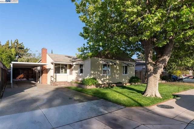 16172 Hesperian Blvd, San Lorenzo, CA 94580 (#40945894) :: Realty World Property Network