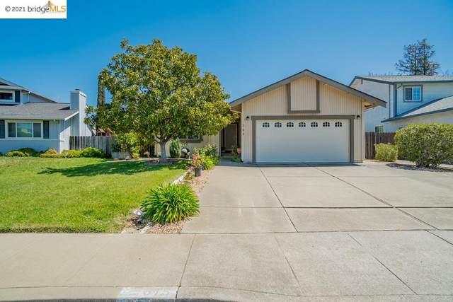 815 Emperor Drive, Suisun City, CA 94585 (#40945905) :: Realty World Property Network