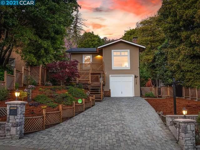 3106 Guido St, Oakland, CA 94602 (#40945913) :: Armario Homes Real Estate Team