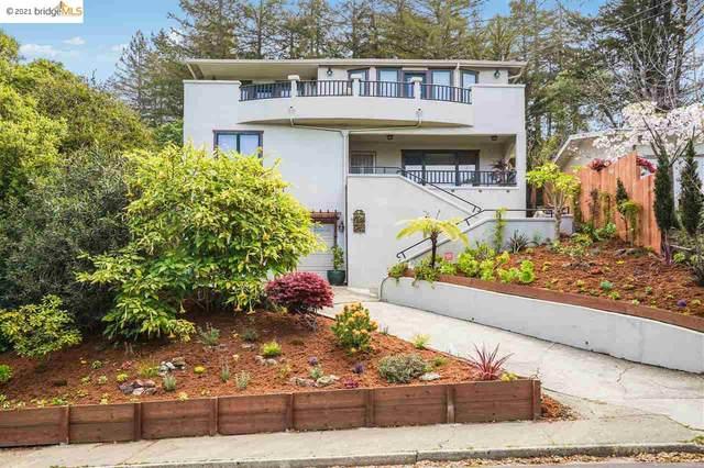 7747 Terrace Dr, El Cerrito, CA 94530 (#40945919) :: Armario Homes Real Estate Team