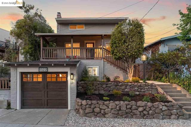 1322 Wellington St, Oakland, CA 94602 (MLS #40945921) :: 3 Step Realty Group