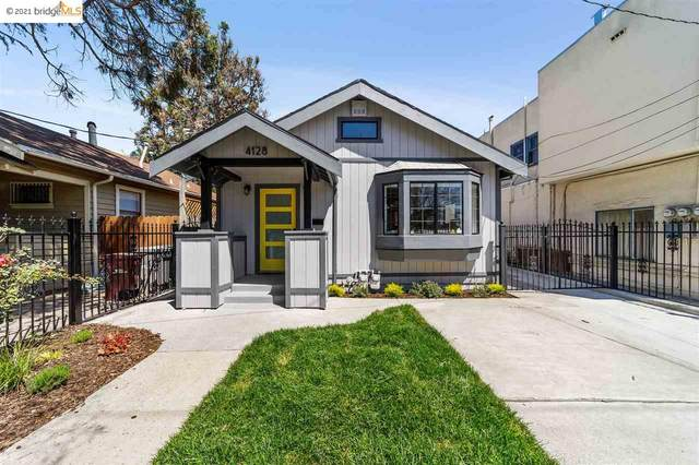 4128 Brookdale Ave, Oakland, CA 94619 (#40945925) :: Armario Homes Real Estate Team