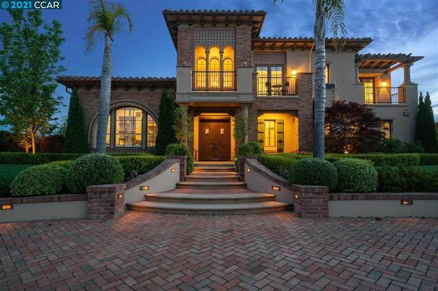 123 Alamo Springs Drive, Alamo, CA 94507 (#40945970) :: The Venema Homes Team