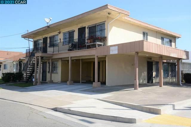 436 S 35Th St, Richmond, CA 94804 (#40945973) :: Armario Homes Real Estate Team
