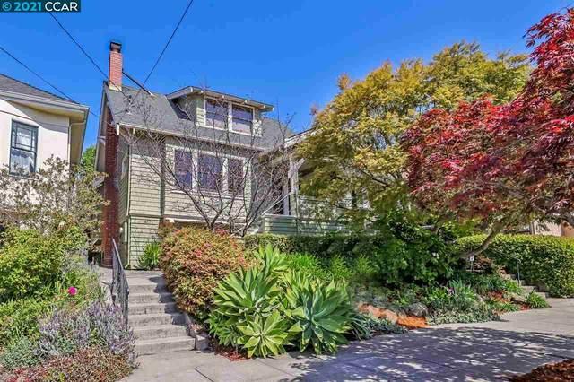4171 Howe St, Oakland, CA 94611 (#40945982) :: Armario Homes Real Estate Team