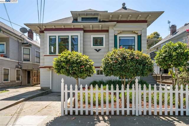 2156 Buena Vista Ave, Alameda, CA 94501 (#40946007) :: Armario Homes Real Estate Team